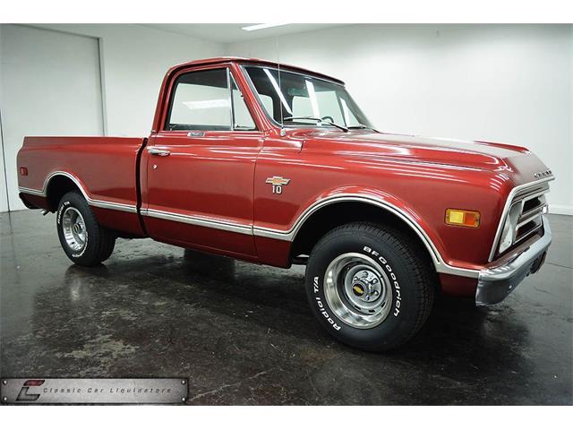 1968 Chevrolet C/K 10 | 895168