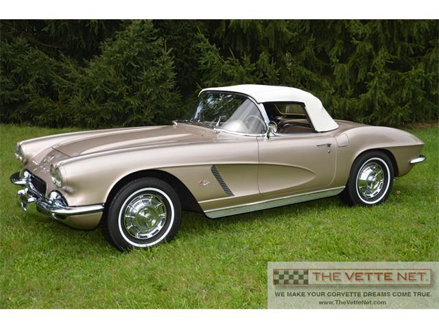 1962 Chevrolet Corvette | 895171