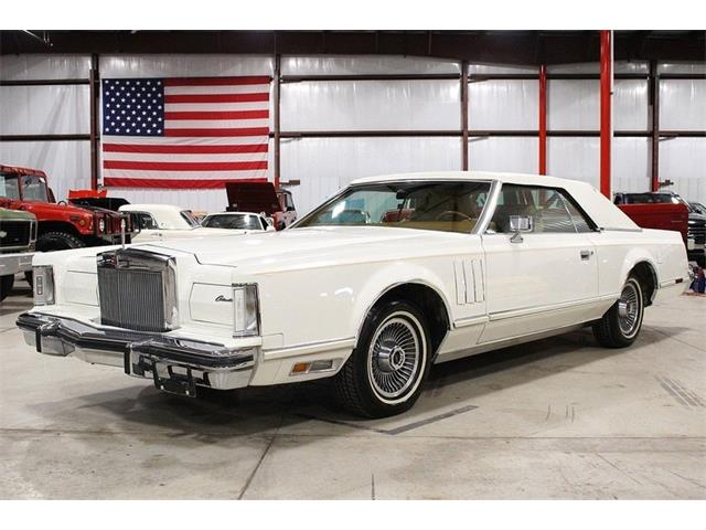 1978 Lincoln Continental Mark V | 895172