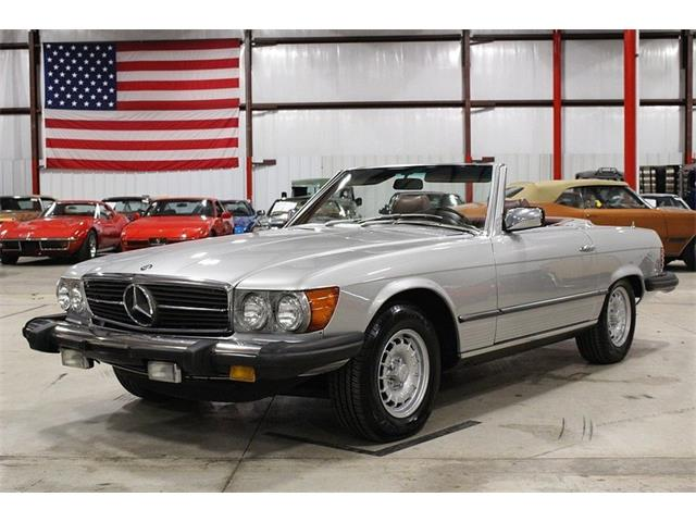 1980 Mercedes-Benz 450SL | 895173