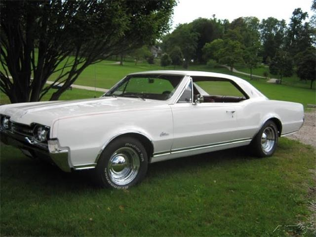 1967 Oldsmobile Cutlass | 890518
