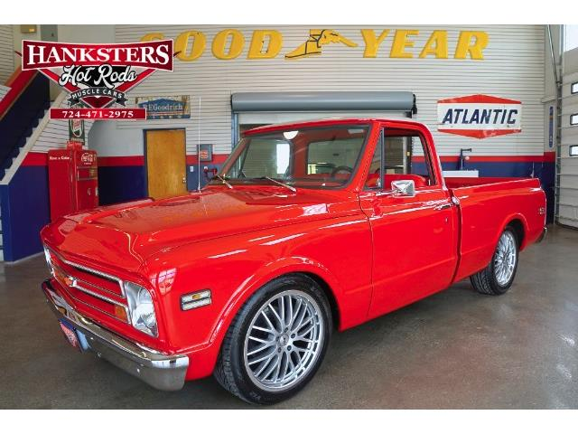 1968 Chevrolet C/K 10 | 895180