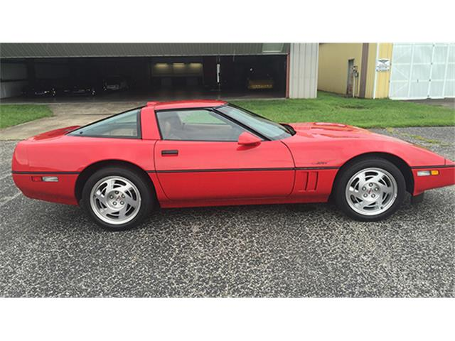 1990 Chevrolet Corvette ZR1 | 895186