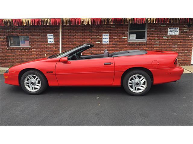1995 Chevrolet Camaro Z28 Convertible | 895190