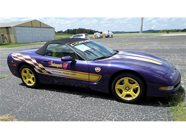 1998 Chevrolet Corvette Convertible Indy 500 Pace Car | 895194