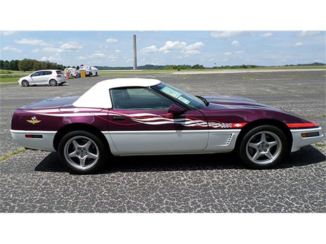 1995 Chevrolet Corvette Convertible Indy 500 Pace Car | 895196
