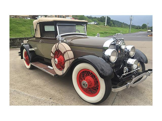 1925 Lincoln Model L Convertible Coupe | 895199
