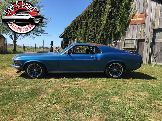 1970 Ford Mustang | 895203
