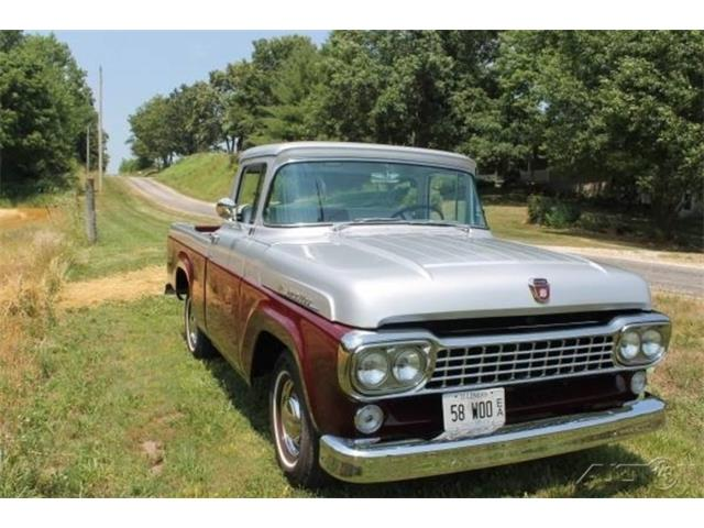1958 Ford F100 | 890522