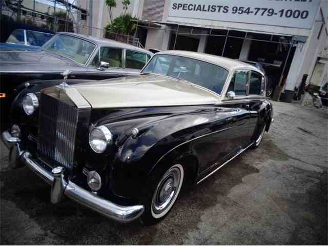 1961 Rolls-Royce Silver Cloud II | 895224