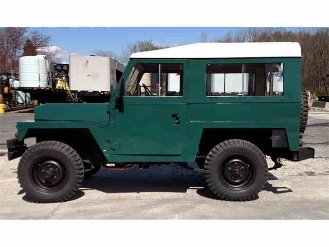 1974 Land Rover Series IIA | 895235