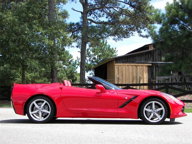 2014 Chevrolet Stingray Convertible | 895239