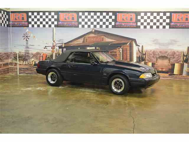1987 Ford Mustang | 895242