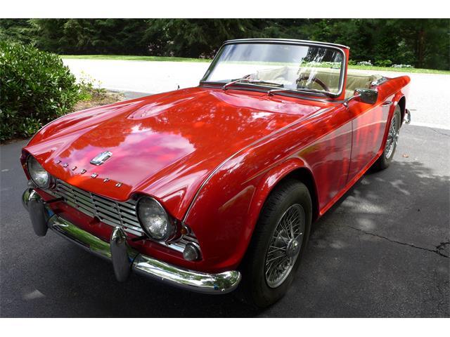 1963 Triumph TR4 | 895247