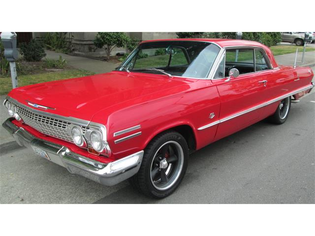 1963 Chevrolet Impala SS | 895249