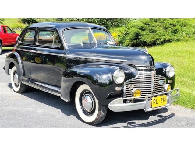 1941 Chevrolet Deluxe | 890525