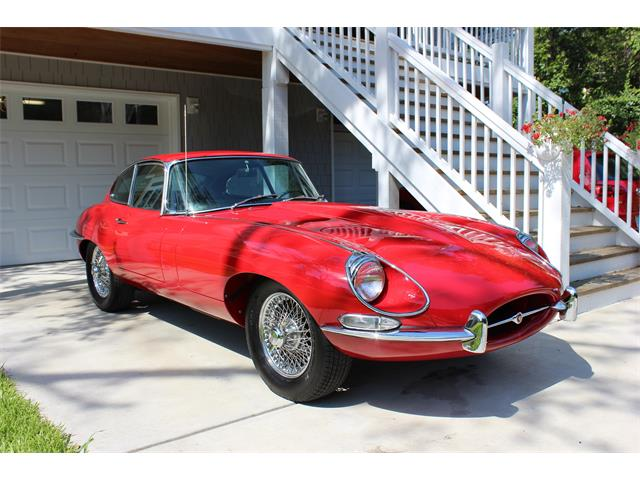 1968 Jaguar E-Type | 895251