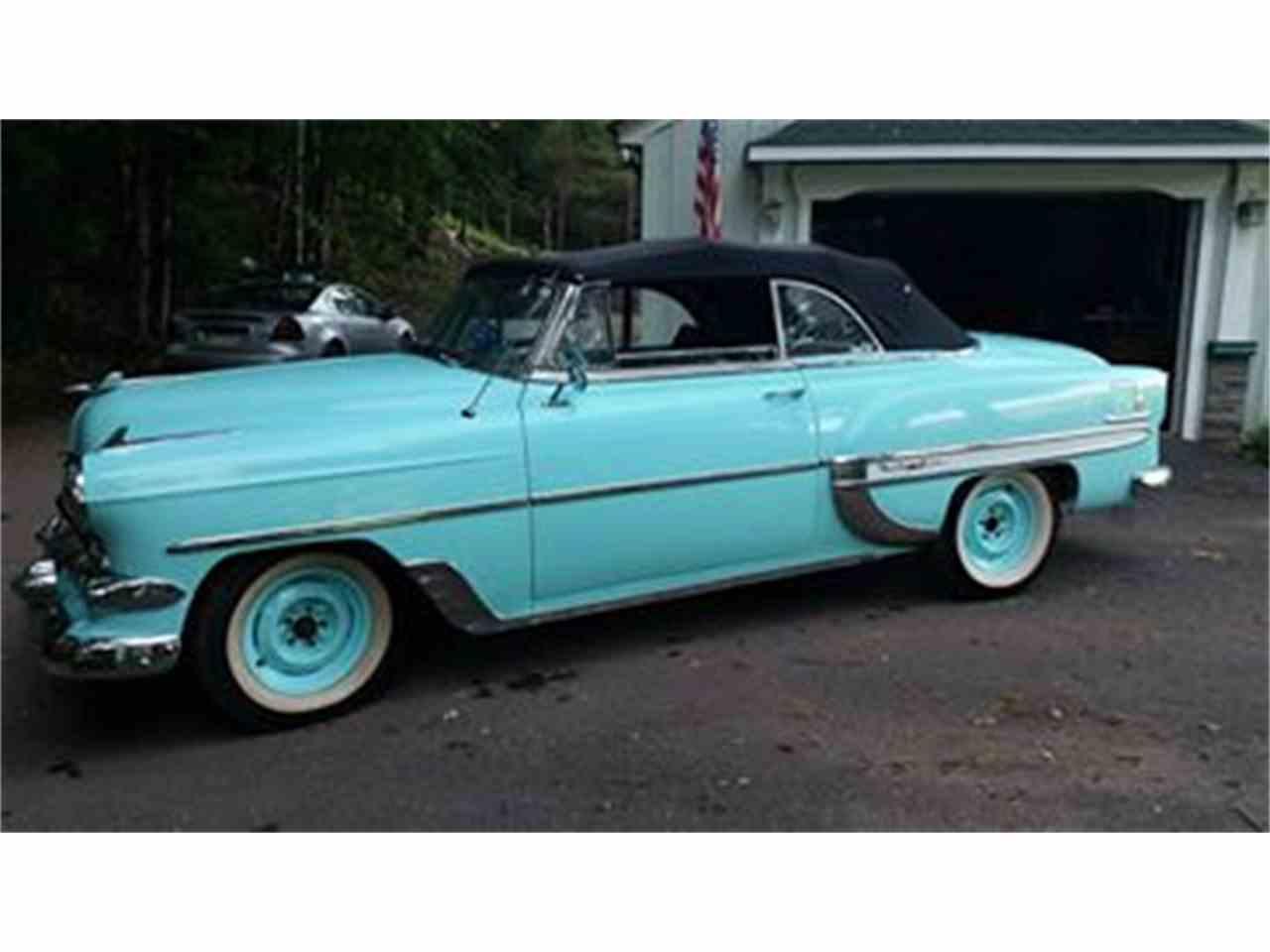 1954 Chevrolet Bel Air  for Sale - CC-895258
