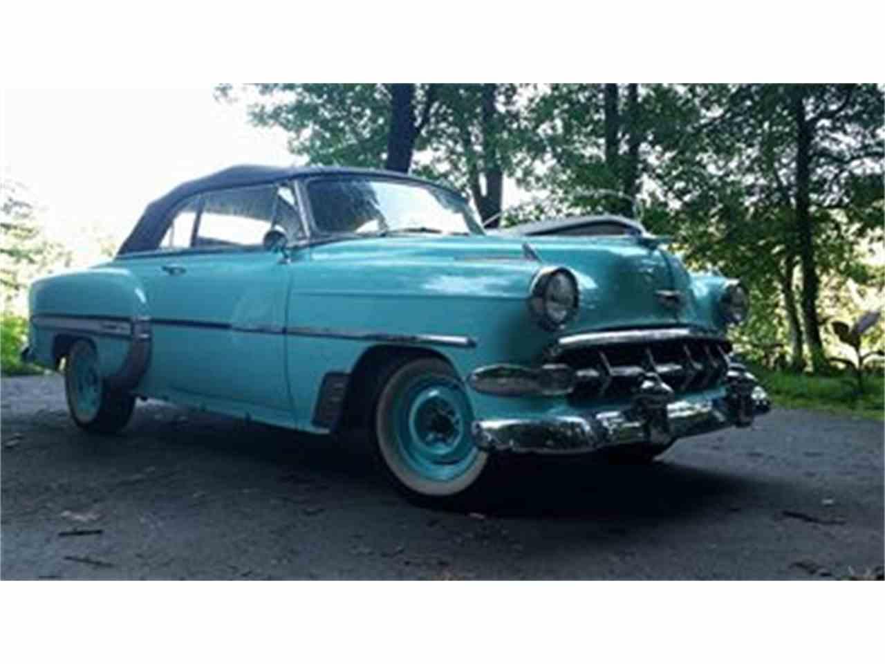 All Chevy 1954 chevrolet belair : 1954 Chevrolet Bel Air for Sale | ClassicCars.com | CC-895258