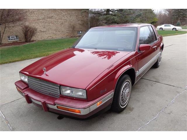 1987 Cadillac Eldorado Biarritz | 895259
