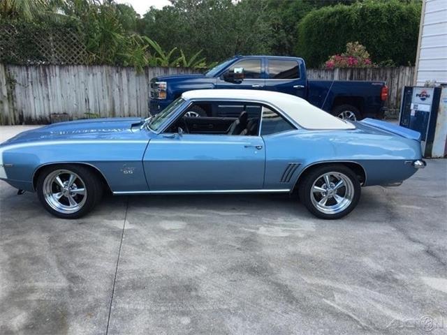 1969 Chevrolet Camaro | 890526