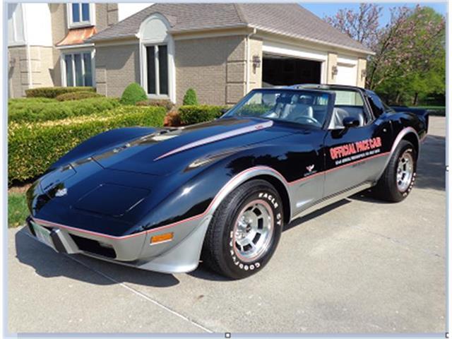 1978 Chevrolet Corvette L82 | 895260