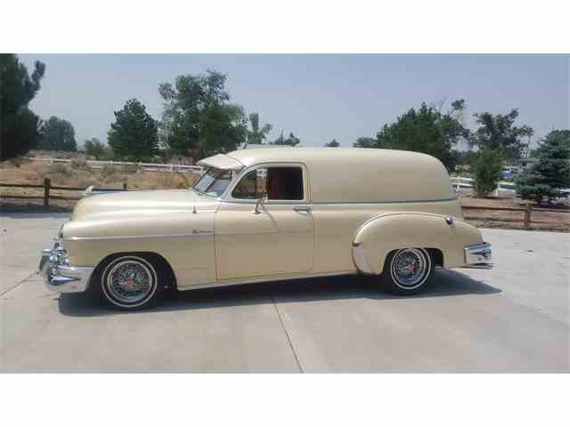 1950 Chevrolet Sedan Delivery | 895262