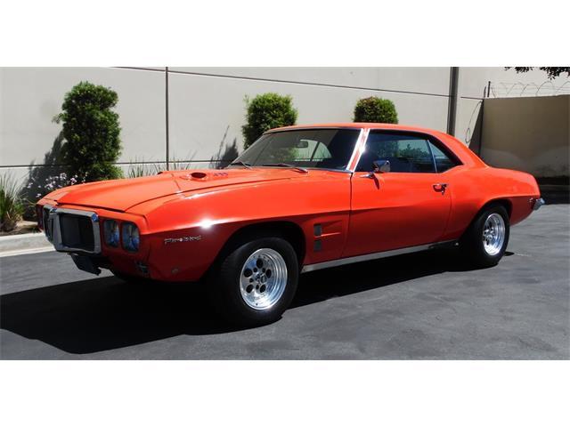 1969 Pontiac Firebird | 895264