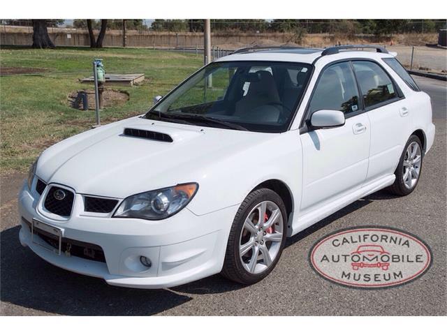 2006 Subaru Impreza WRX Wagon | 895273