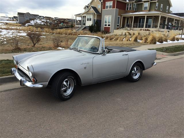 1967 Sunbeam Alpine | 895287