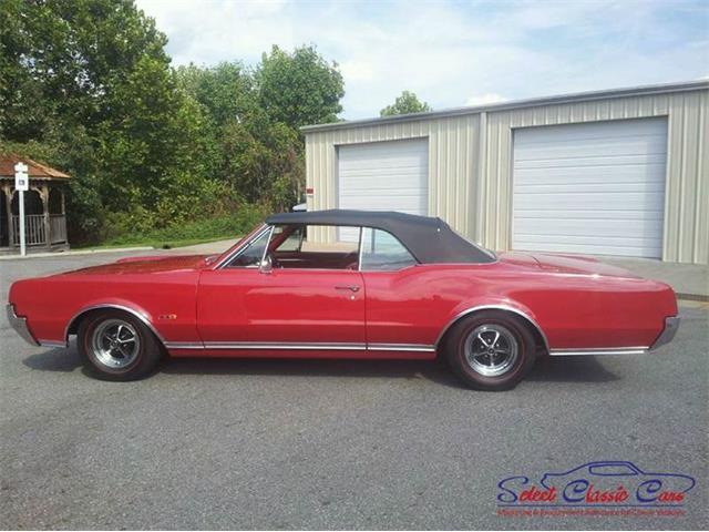 1967 Oldsmobile 442 | 890053