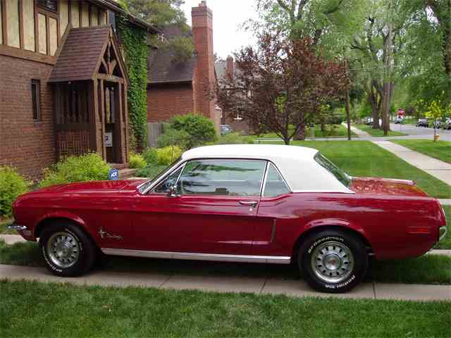 1968 Ford Mustang | 895304