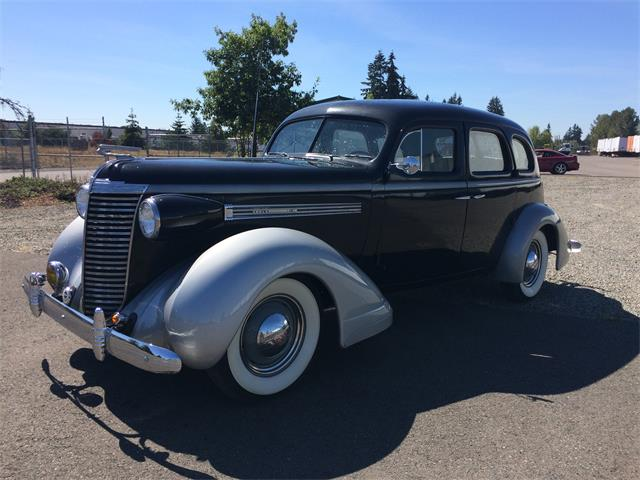 1938 Nash Ambassador | 895308