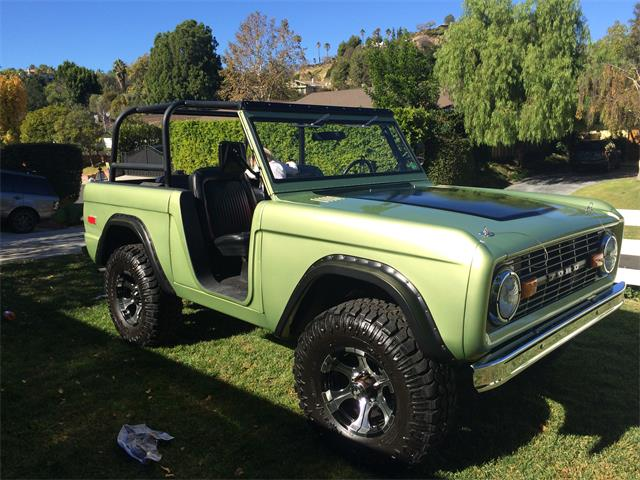 1974 Ford Bronco | 895315