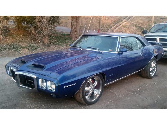 1969 Pontiac Firebird | 895318