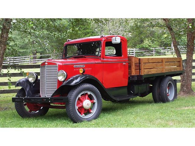 1936 International 1 1/2 Ton | 895320
