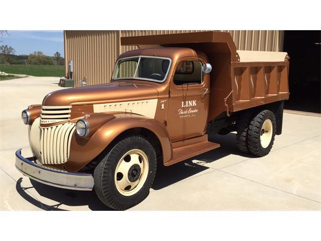 1945 Chevrolet Dump Truck | 895324