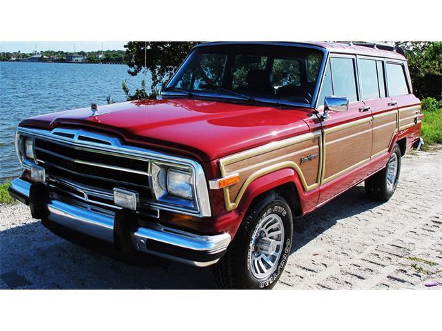 1988 Jeep Wagoneer | 895325