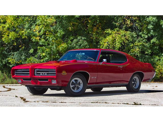 1969 Pontiac GTO (The Judge) | 895326