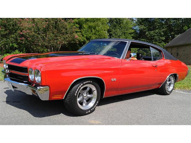 1970 Chevrolet Chevelle SS | 895327