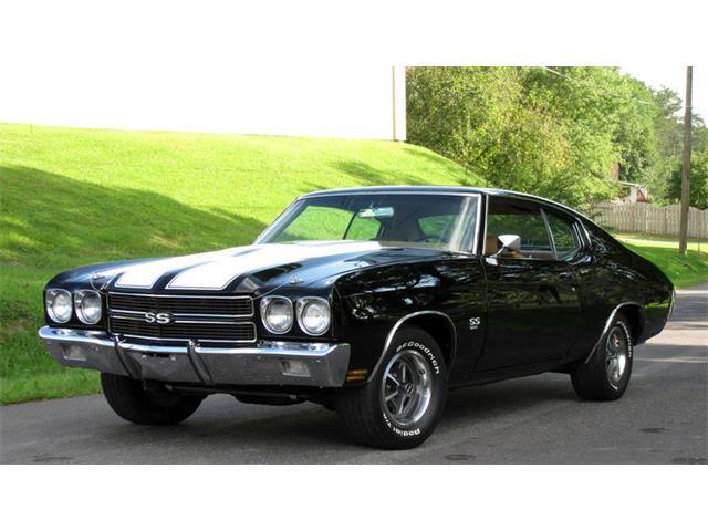 1970 Chevrolet Chevelle SS | 895335