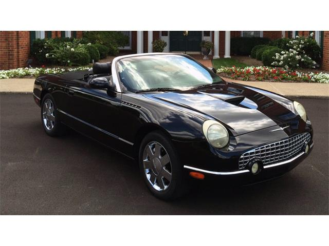 2002 Ford Thunderbird | 895337