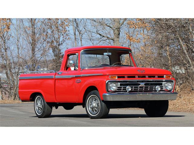 1966 Ford F100 | 895339