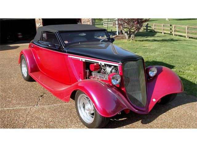 1933 Ford Cabriolet | 895339