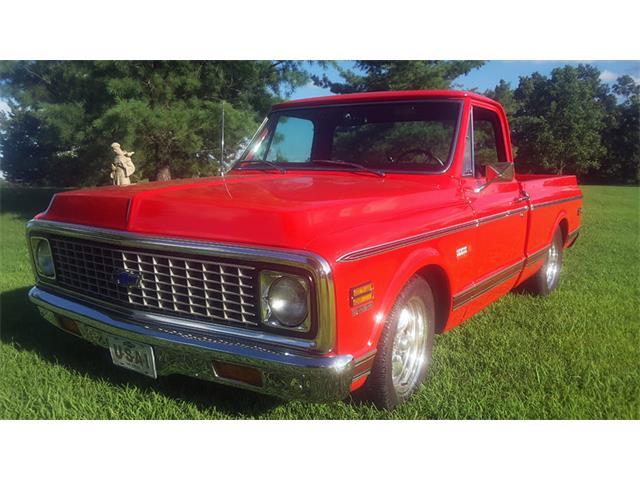 1972 Chevrolet Cheyenne | 895341