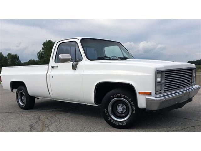 1983 Chevrolet C/K 10 | 895342