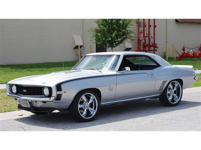 1969 Chevrolet Camaro SS | 895344