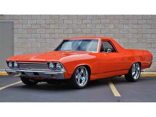 1968 Chevrolet El Camino SS | 895345