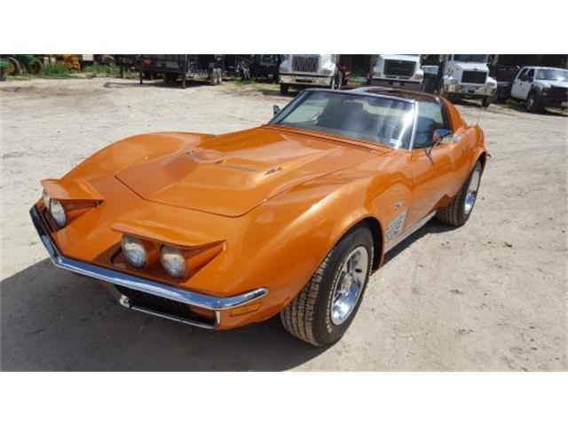1972 Chevrolet Corvette Stingray T-Top Coupe | 895347