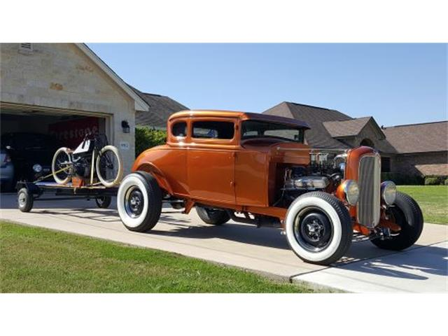 1931 Ford Model A  5-Window Coupe | 895348